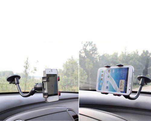Автомобильный держатель для телефона Soft Tube Holder