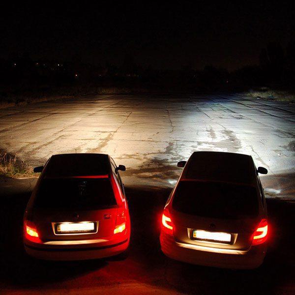 Светодиодные лампы 4Drive для автомобиля