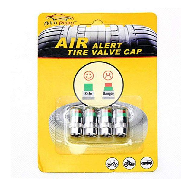 Колпачок c индикатором давления в шинах Air Alert Tire Valve Cap