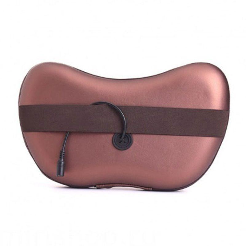 Массажная подушка для шеи и плеч в авто Message Pillow