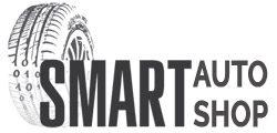 логотип магазина актоаксессуаров smart-auto.shop