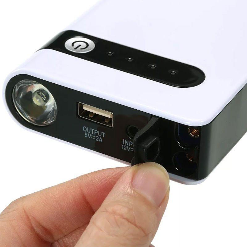 Фото Разъёма Пускового устройства для подключения клемм