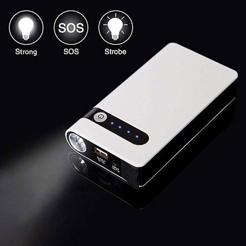 Фото Пуско устройства, которое оснащено мощным диодным фонариком