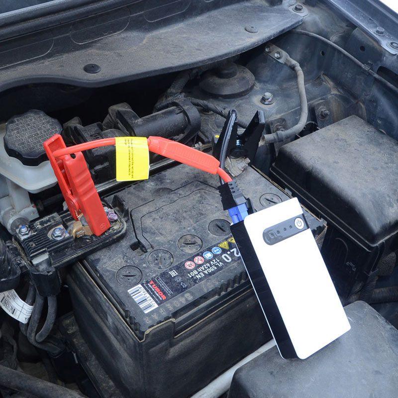 Фото Как подключить пусковое устройство к штатному аккумулятора авто