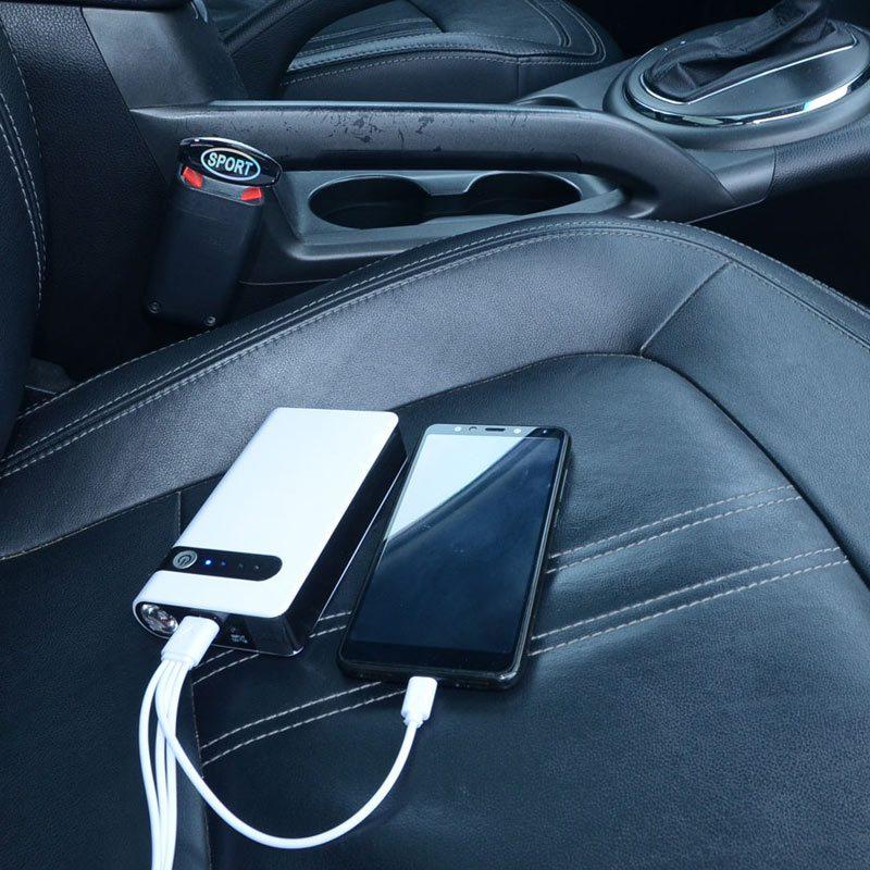 Фото Портативное Пусковое устройство PowerBank для смартфона