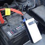 Фото Портативный Джамп стартер легко заводит бензиновые и дизельные двигатели