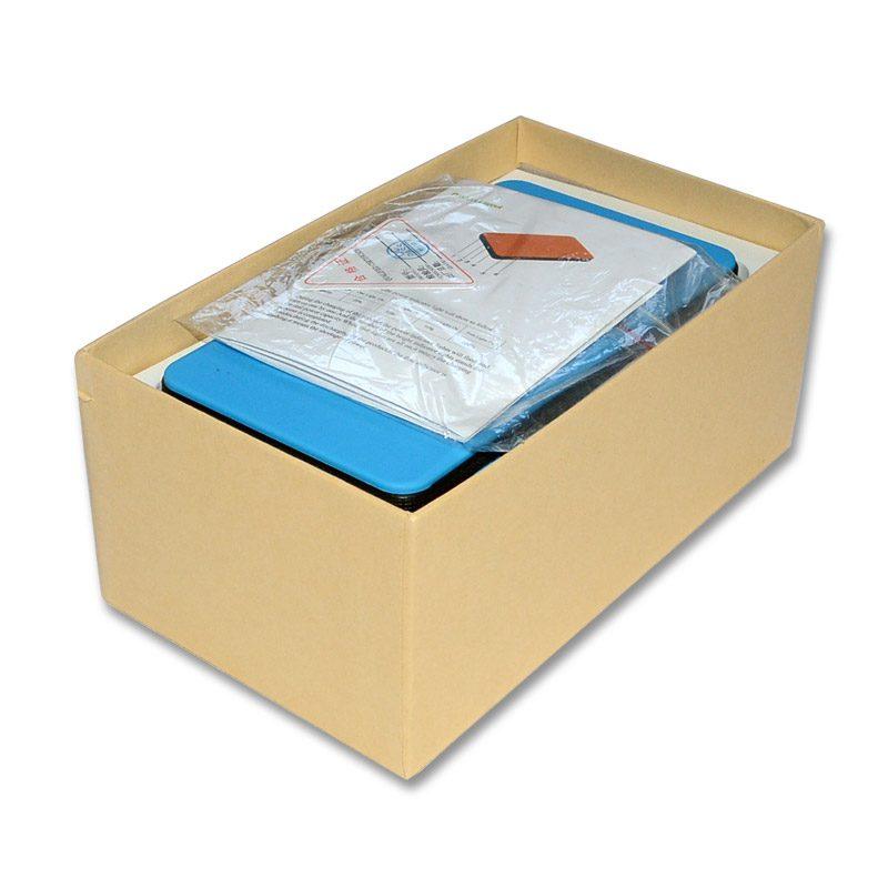 Фото мини пускового устройства в коробке