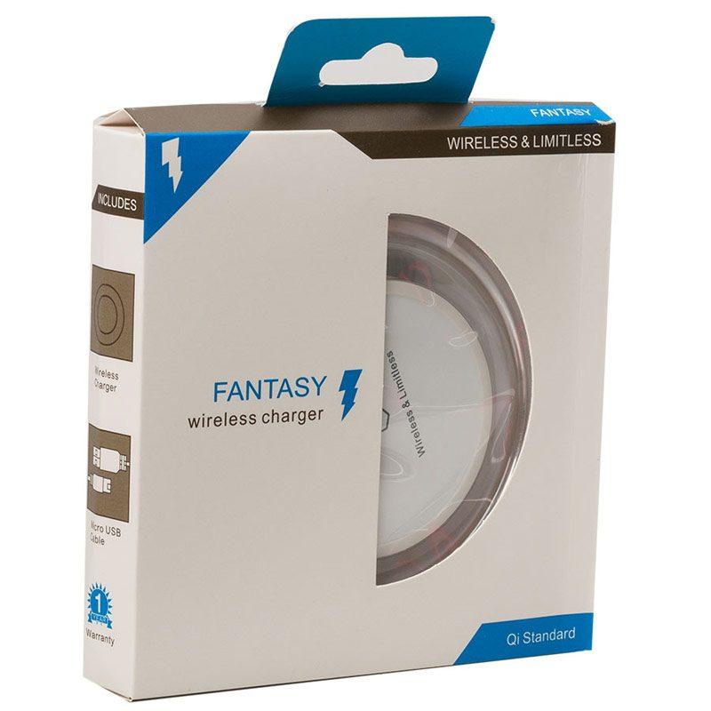 Фото беспроводная зарядка для телефона Fantasy Wireless Charger