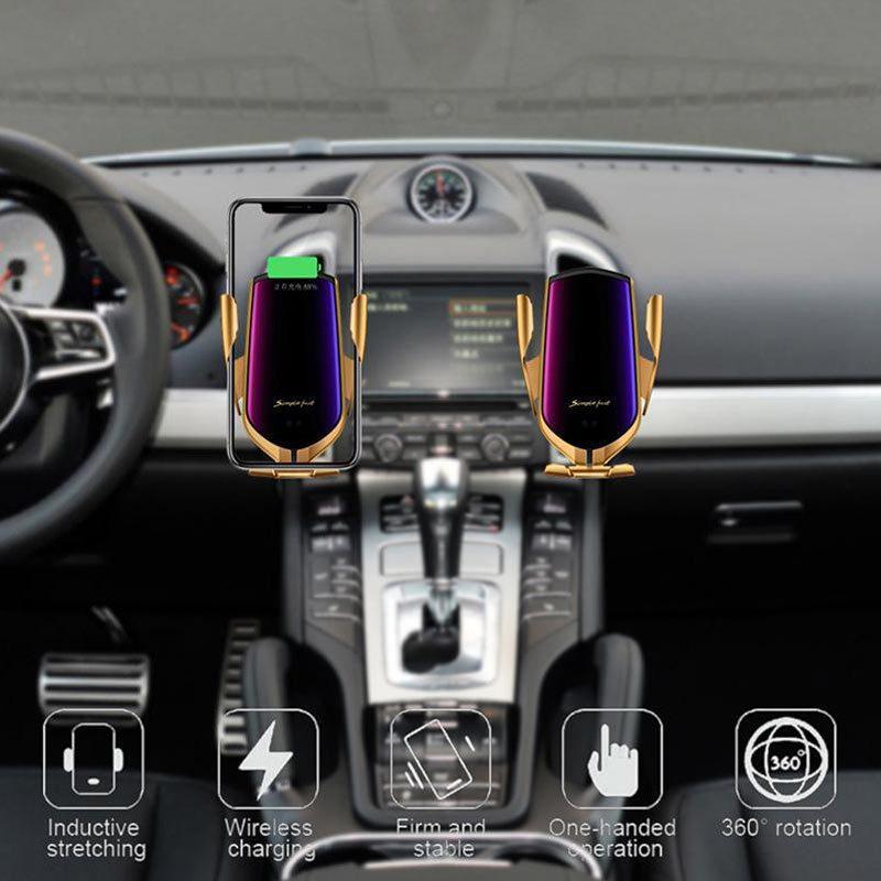 Изображение держателя для телефона в машине