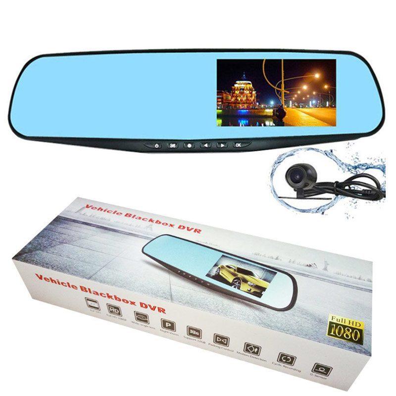 Картинка Зеркала Видеорегистратора Vehicle Blackbox DVR FULL HD