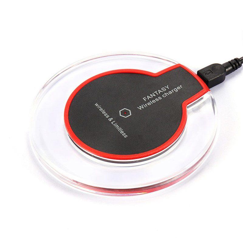 Изображение беспроводного зарядного устройства для смартфона Fantasy