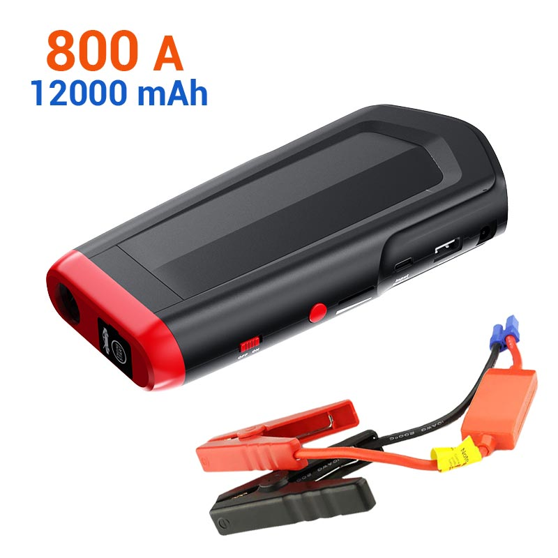 Зарядно Пусковое устройство для Автомобиля (аккумулятора) 800А / 12 В